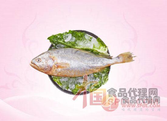 简单滋味东海深海黄花鱼