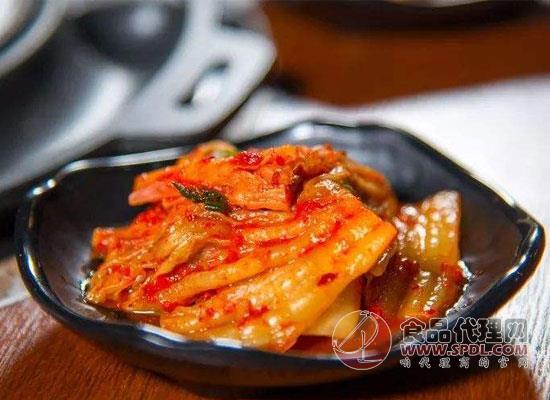 韩国颁布泡菜产业培养方案,规范泡菜市场标准化发展