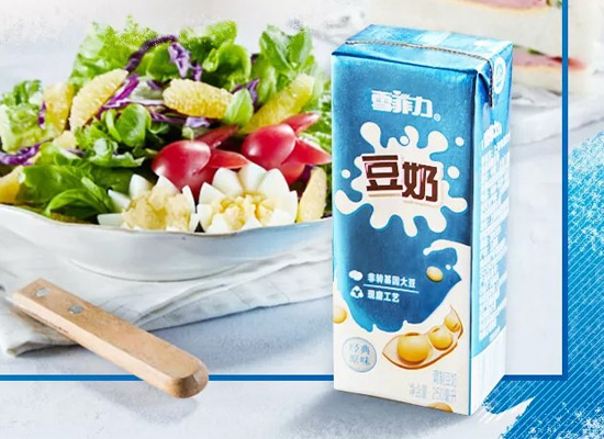 豆奶品类成为各品牌抢占高地,可口可乐也推豆奶产品!