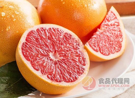 葡萄柚和西柚的区别不大,大部分人都分不清楚!