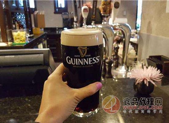 盘点黑啤酒的功效,爱美的女士值得关注!