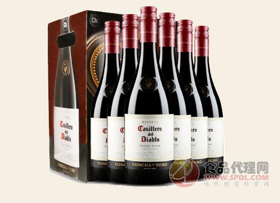 好酒好味道,红魔鬼葡萄酒价格多少