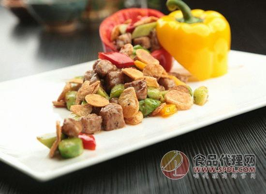 牛肉鲜嫩多汁味道好,雪花牛肉粒的做法来学一下吧!
