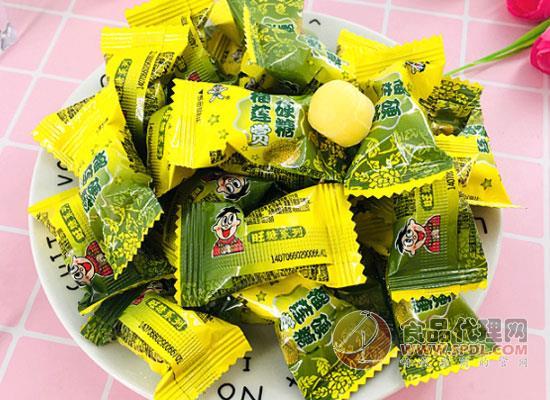 拯救榴莲爱好者,旺旺榴莲糖价格是多少?