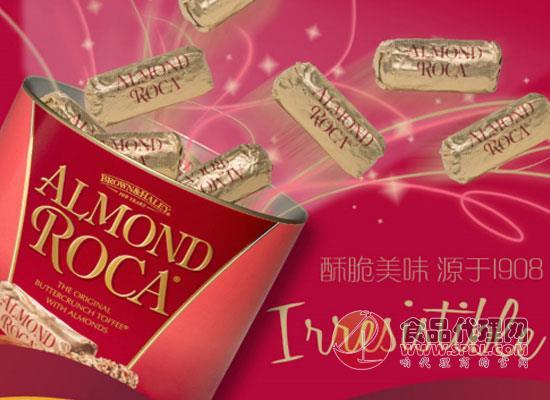 好原料来自好味道,乐家扁桃仁巧克力糖价格多少