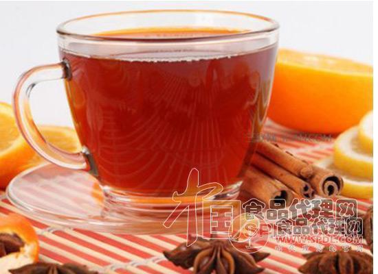 葛根茯苓茶