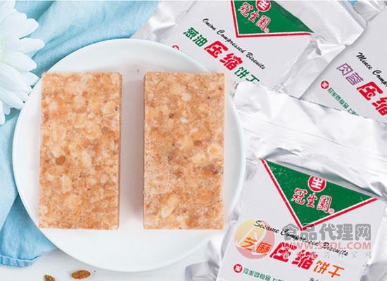 代餐就选它,冠生园压缩饼干价格是多少?