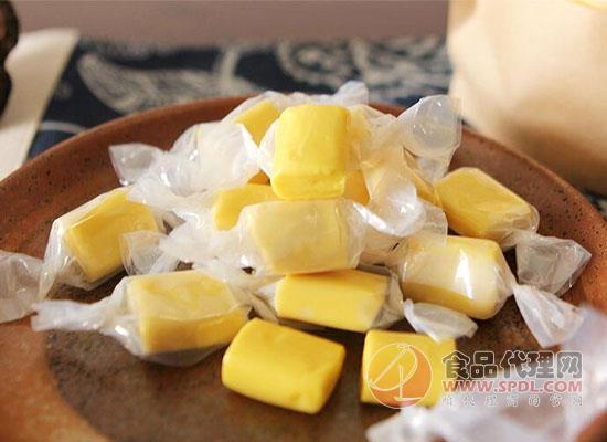 榴莲糖的热量高到令人咂舌,减肥人士请自觉远离!