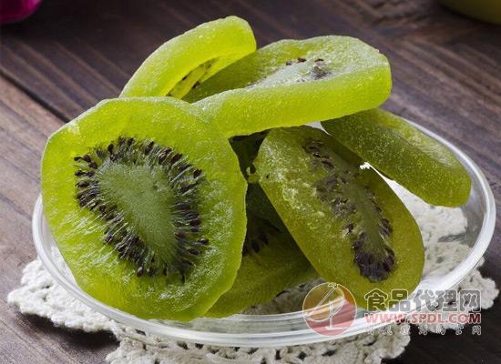 猕猴桃属于减肥水果,但猕猴桃干的热量却非常高!
