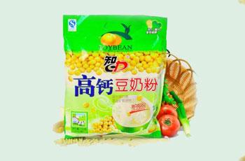 高钙豆奶粉