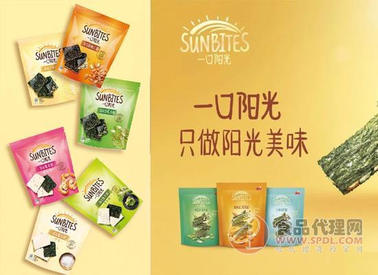 健康零食备受欢迎,百事Sunbites推出海苔脆,打造健康轻奢风!
