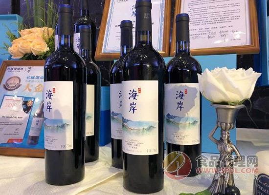 """海关助力葡萄酒""""走出""""国门,蓬莱葡萄酒企业取得重大突破"""