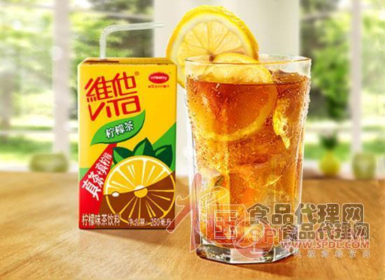 维他奶柠檬茶