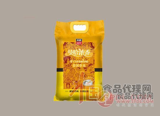 太粮泰国香米