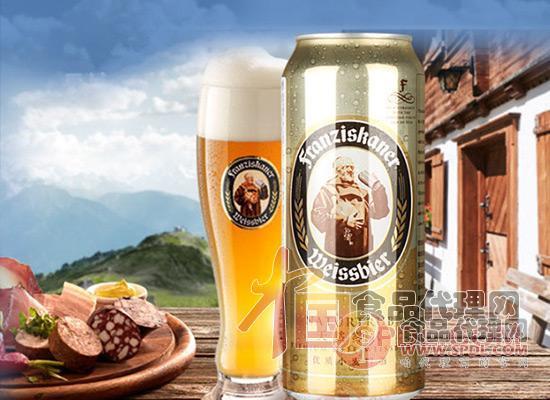 范佳乐小麦白啤酒