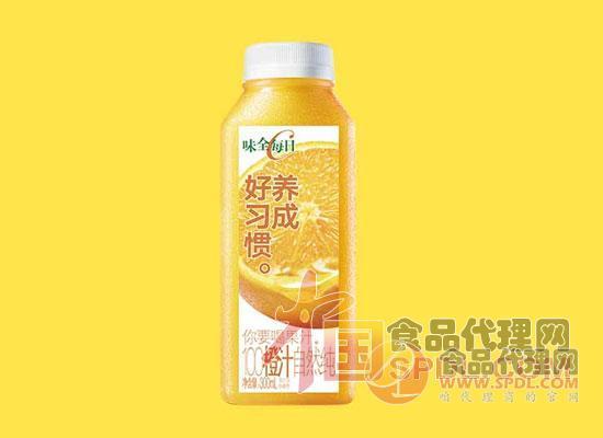味全鲜橙汁