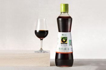 欣和有机酱油