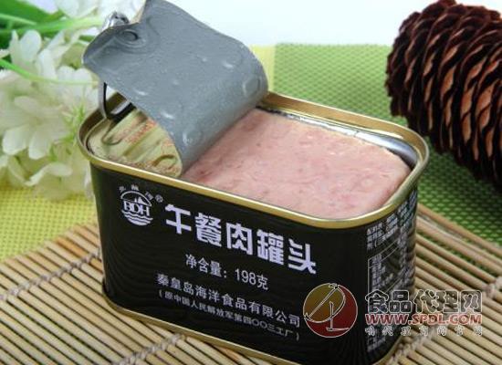 午餐肉的美味让人沉醉,那么午餐肉罐头怎么开呢?