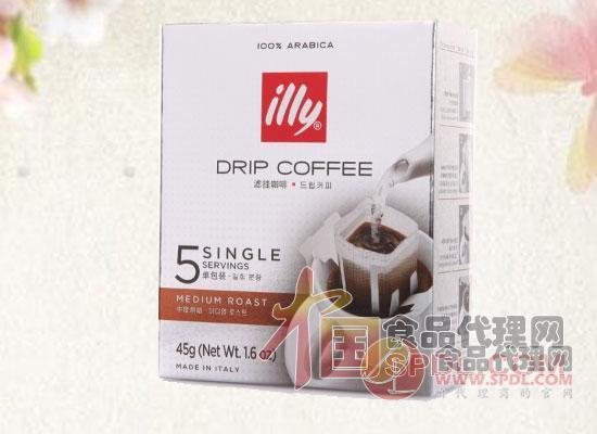 ILLY咖啡粉