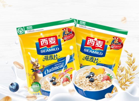 填补空虚的胃,西麦燕麦片价格是多少?