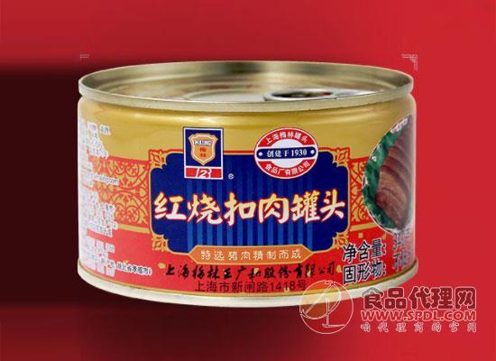 油而不腻,梅林回锅肉罐头价格是多少?