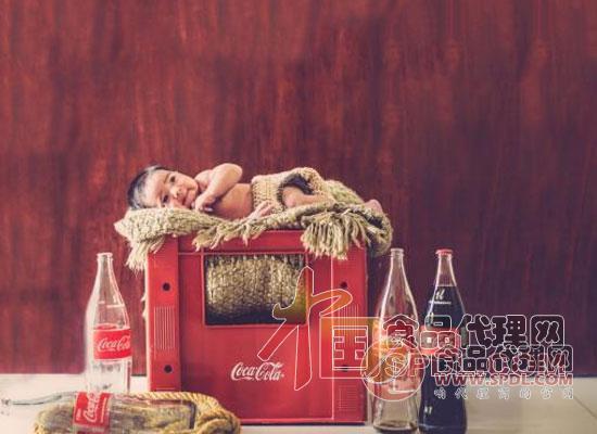 可口可乐碳酸饮料