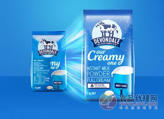 每一杯都純粹有營養,德運成人全脂奶粉價格多少?