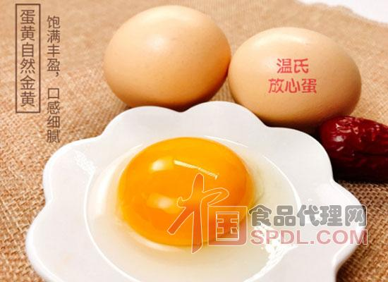 温氏鲜品鸡蛋