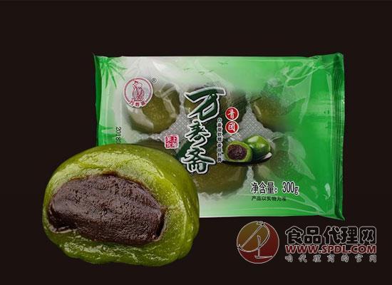 清明传统糕点,万寿斋青团价格是多少?