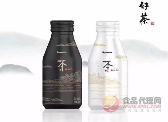 """哇哈哈""""一茶""""備受追捧,高顏值穩坐茶飲行業潛力股寶座"""