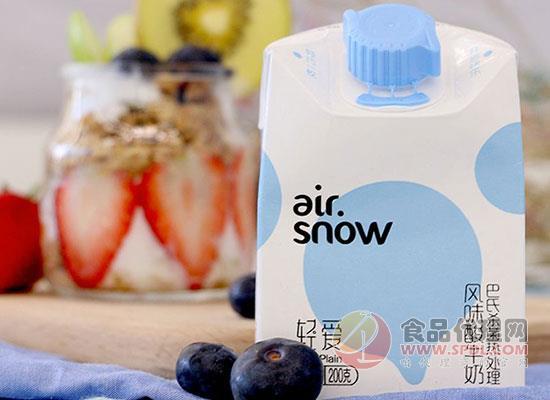 新希望Air Snow轻爱大麦若叶酸奶价格是多少?