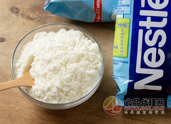 盘点全脂奶粉的功效,让你更清晰的认识它!