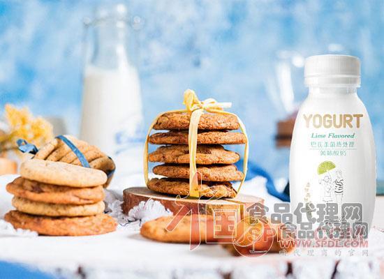 李子园热处理风味酸奶