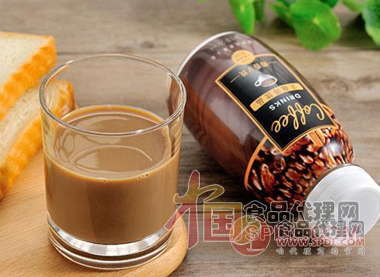 李子园浓咖啡饮品