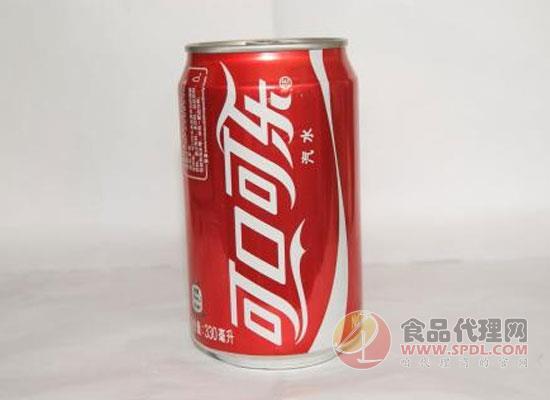 可口可乐无糖饮品虽发力较猛,但难以抵挡总营收下滑
