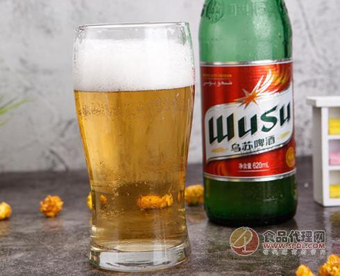 夺命大乌苏这款啤酒有什么特点?