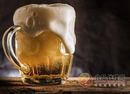 时隔6年,啤酒年度性产量终迎上涨