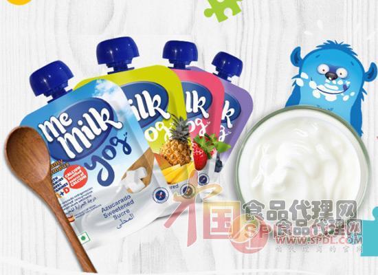 美妙可儿童酸奶图片