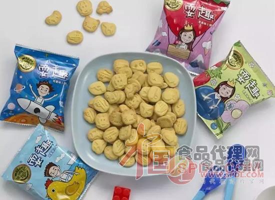 徐福记耍趣儿童小饼干图片