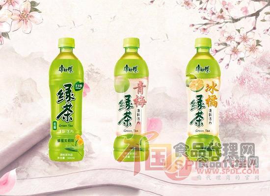 康师傅绿茶新品图片