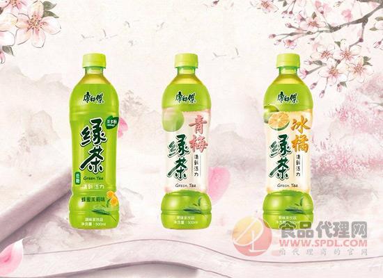 康师傅携手易烊千玺推出新品绿茶,让流量转为销量!
