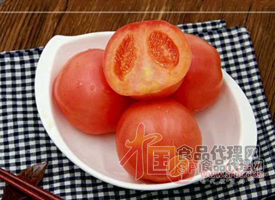绿鲜知西红柿