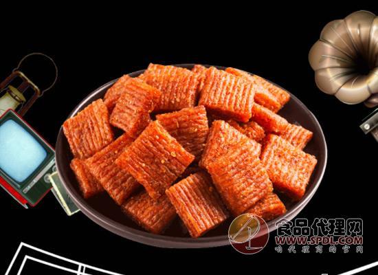 童年馋嘴小零食,麦动辣条价格多少?