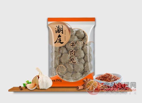 Q弹爽口,潮庭潮州手打牛肉丸多少钱一斤?