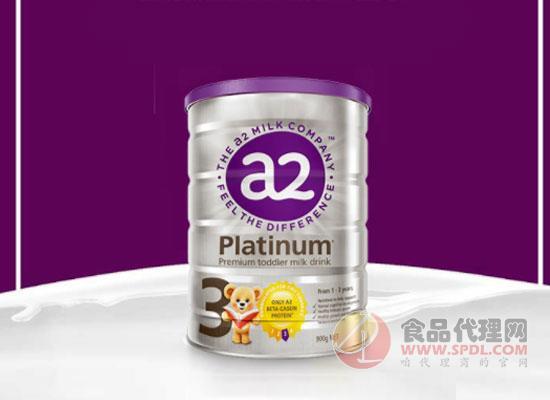 雀巢携A2奶粉进驻中国市场,新款配方奶粉成焦点