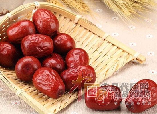 鲜红枣图片