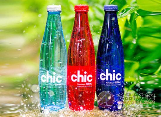 希克chic矿泉水价格是多少?既健康有颜值的水了解一下