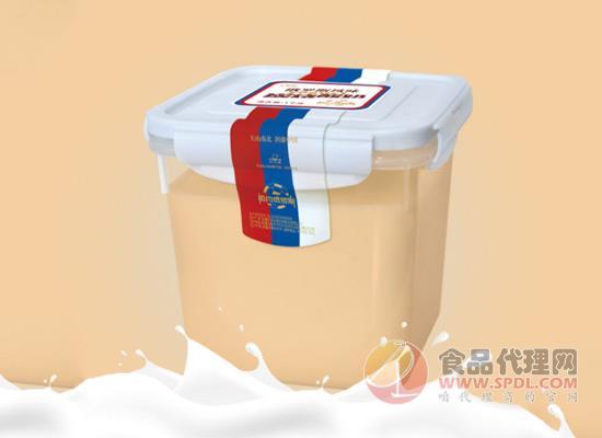 俄罗斯炭烧酸奶好喝吗?大桶装满足全家的需求!