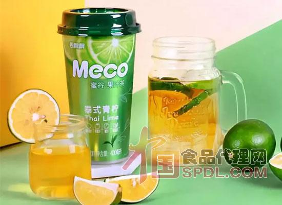 Meco蜜谷果汁茶图片
