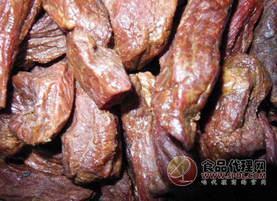 内蒙古牛肉干的营养价值有哪些?看完你就知道了